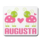 Ladybug Augusta Mousepad