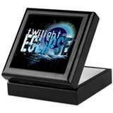 Eclipse Reflect Blue by Twiba Keepsake Box