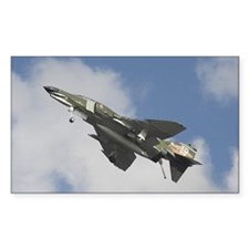 F4 Phantom in Flight! Decal