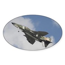 F4 Phantom in Flight! Decal