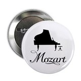 "Piano Mozart 2.25"" Button"