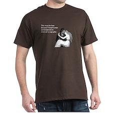 Must Be Love Dark T-Shirt