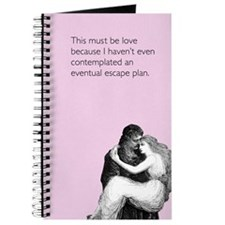 Must Be Love Journal