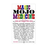 Magic Mojo Medicine (label)
