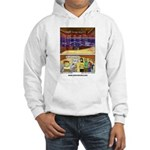 Ray banned from Quake Hooded Sweatshirt