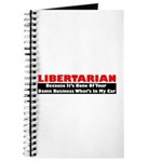 Libertarian Because Journal