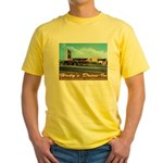 Hody's Drive-In Yellow T-Shirt