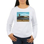 Hody's Drive-In Women's Long Sleeve T-Shirt