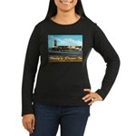 Hody's Drive-In Women's Long Sleeve Dark T-Shirt