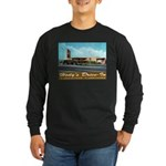 Hody's Drive-In Long Sleeve Dark T-Shirt