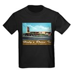 Hody's Drive-In Kids Dark T-Shirt