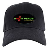 No god Know Peace Baseball Hat
