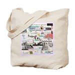 Survivor To Thriver Tote Bag