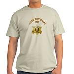 Graham County Sheriff Light T-Shirt