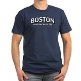 Boston Massachusetts T