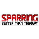 SPARRING: Better Than Therapy