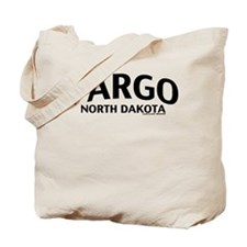 Fargo North Dakota Tote Bag