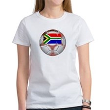 African Soccer Tee