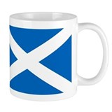 Scottish Flag Small Mug