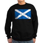 Scottish Flag Sweatshirt (dark)