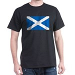 Scottish Flag Dark T-Shirt