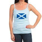 Scottish Flag Jr. Spaghetti Tank