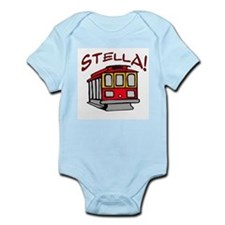 Stella Infant Creeper