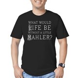 Mahler Music Quote T
