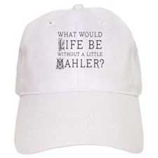 Mahler Music Quote Cap