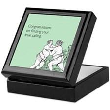 True Calling Keepsake Box