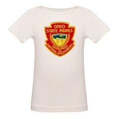 Ohio Park Ranger Organic Baby T-Shirt