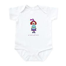 Princess Yellsalot Infant Bodysuit