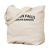 Sioux Falls South Dakota Tote Bag