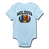 Moldova Infant Bodysuit