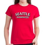 Seattle Washington Tee