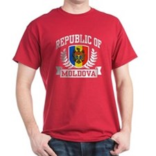 Republic of Moldova T-Shirt