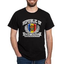Republic of Moldova T-Shirt