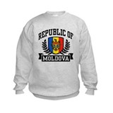 Republic of Moldova Jumper Sweater