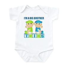 I'm A Big Brother (PGG:blk) Infant Bodysuit