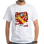 Craft Coat of Arms White T-Shirt