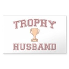 Trophy Husband Decal
