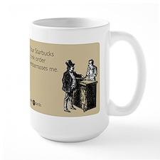 Drink Order Large Mug