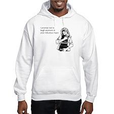 Ridiculous Major Hooded Sweatshirt