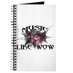 Music Like Wow Journal