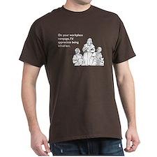 Workplace Rampage Dark T-Shirt