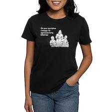 Workplace Rampage Women's Dark T-Shirt