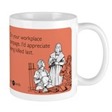 Workplace Rampage Coffee Mug