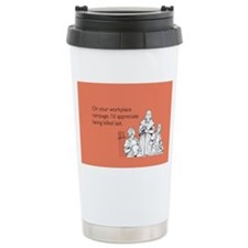 Workplace Rampage Stainless Steel Travel Mug
