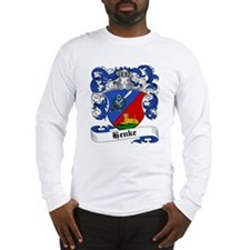 Henke Coat of Arms Long Sleeve T-Shirt