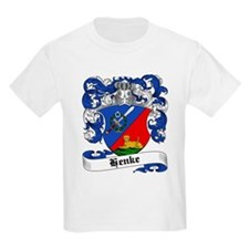 Henke Coat of Arms Kids T-Shirt